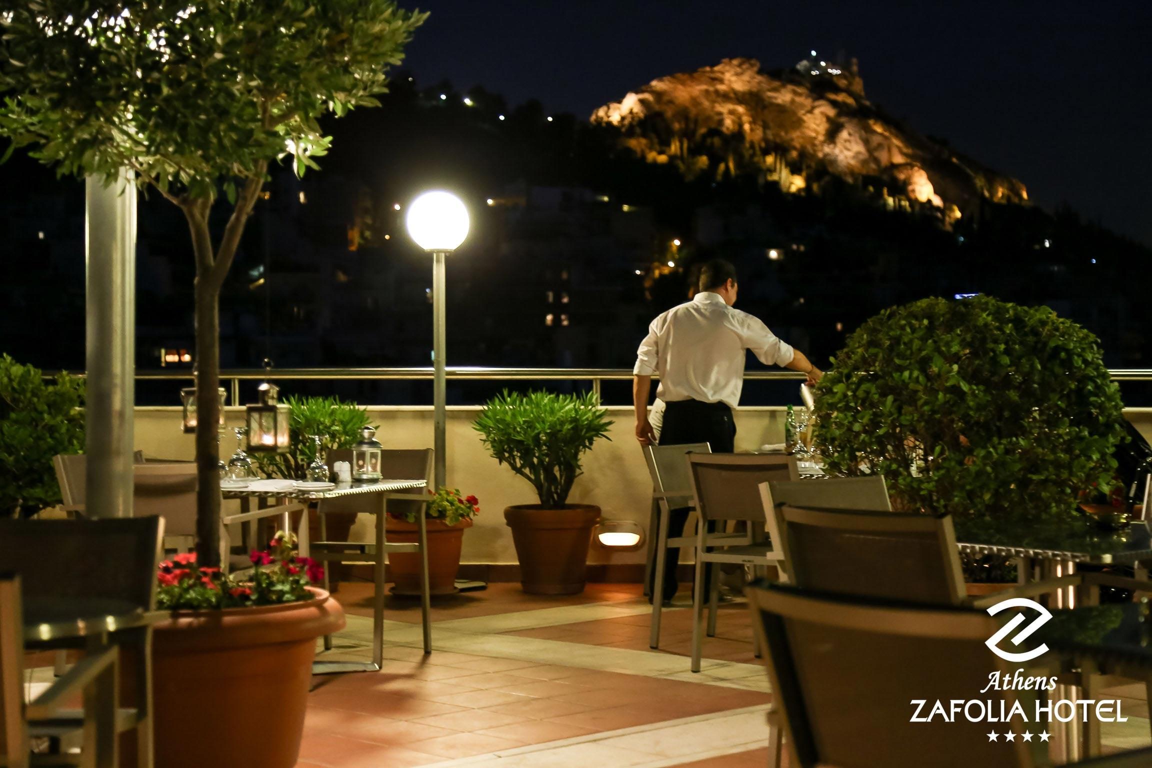 Athens Zafolia Hotel Official Website