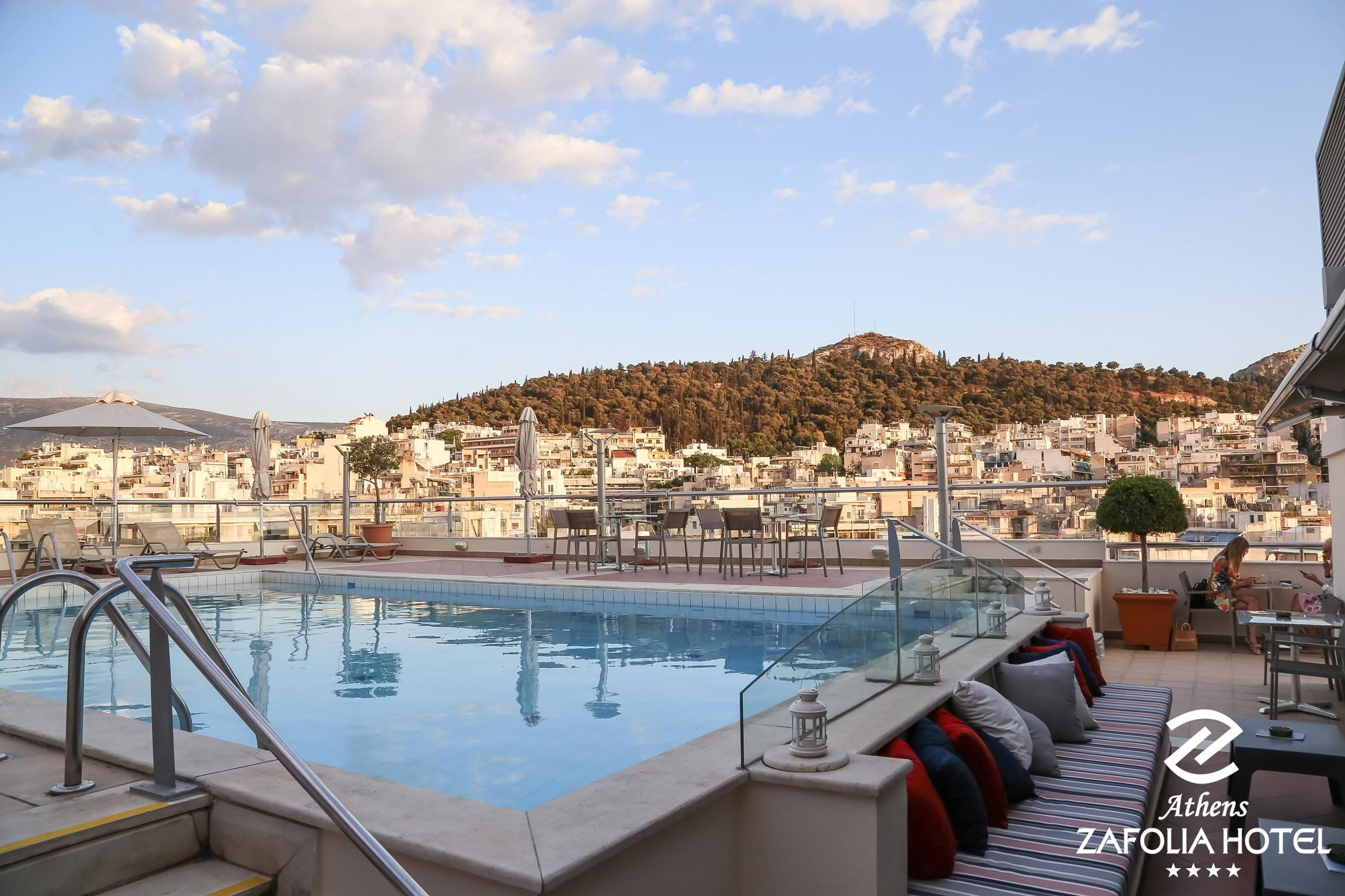 Athens Zafolia Hotel Official Website